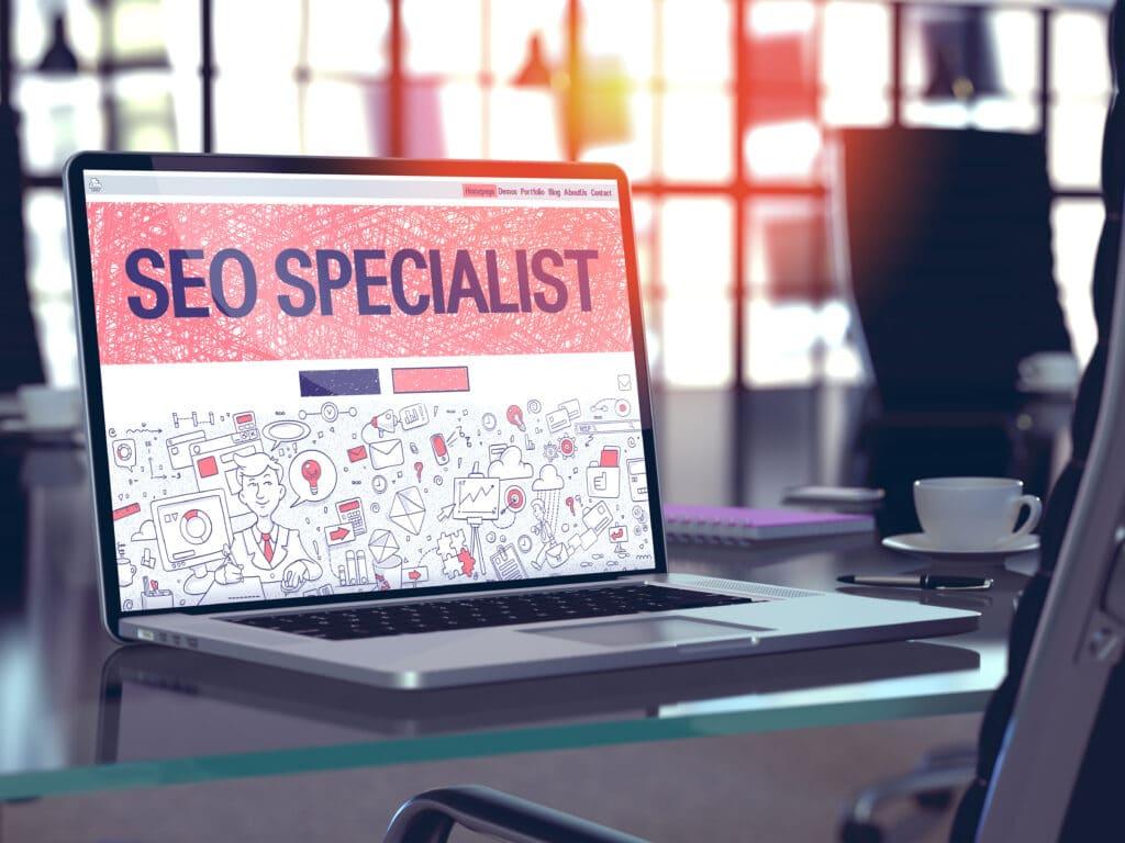 SEO specialist